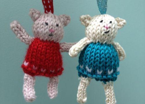 Christmas Crafts for Yorkhill Hospital, December 2012
